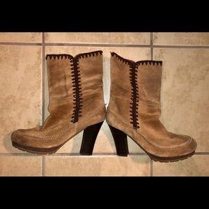 Biviel Suede Boots